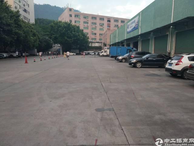 西乡钢构厂房,有卸货平台,7000平方,可以分租