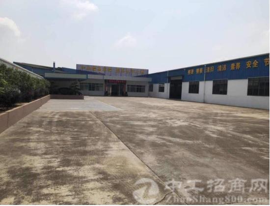 东莞水乡片区广深高速出口处1000万国有证厂房厂房出售