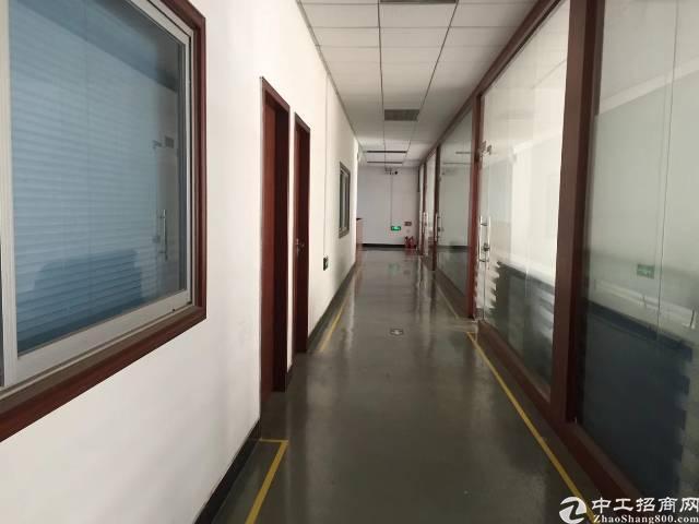 沙井镇后亭地铁口新出楼上200平方出租
