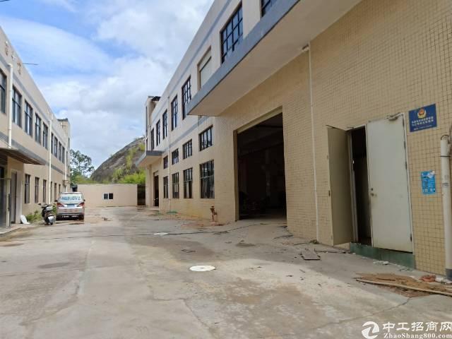 公明原房东厂房1-2层3600平方独院出租-图2
