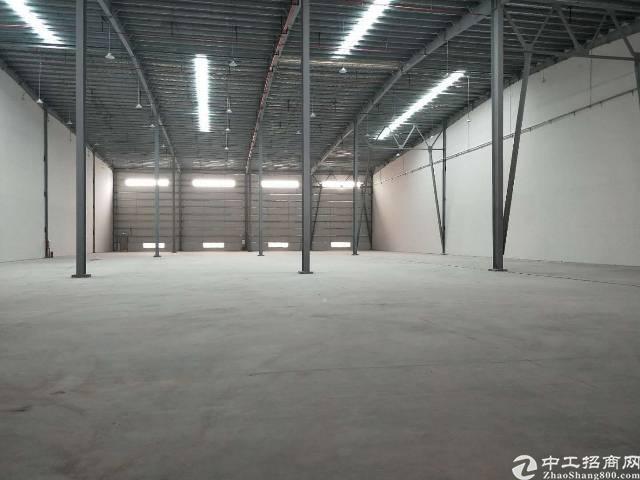 龙岗新出物流仓库带卸货平台,23079平米