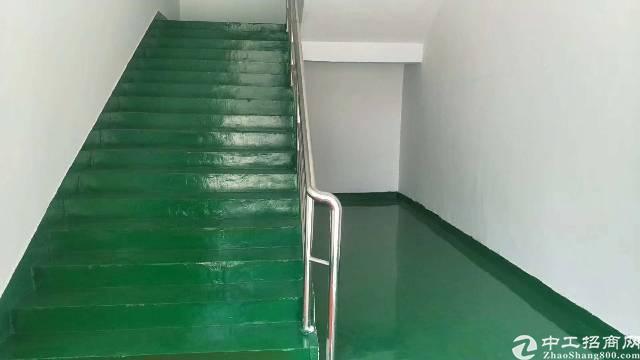 龙岗宝龙工业区独院厂房8880平米精装修
