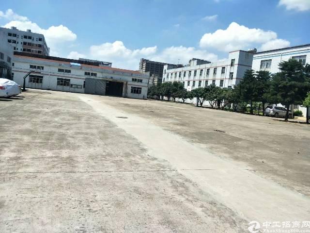 松岗新出大型物流园,面积20000平米厂房出租