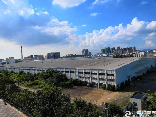 福永新出带卸货平台消防喷淋物流仓库20000平招租大小可分