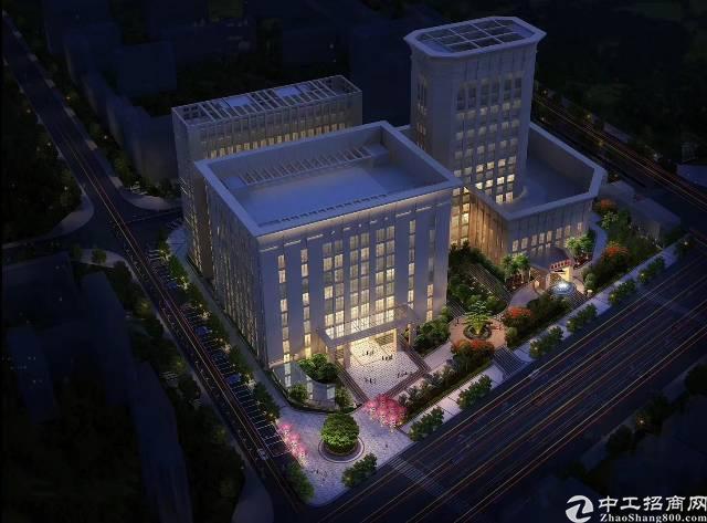 塘厦镇中心高大尚写字楼研发中心智能产业园