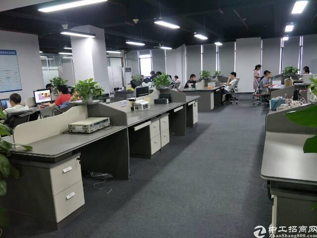 (出租)西乡宝安大道地铁口物业精装1100平带家私