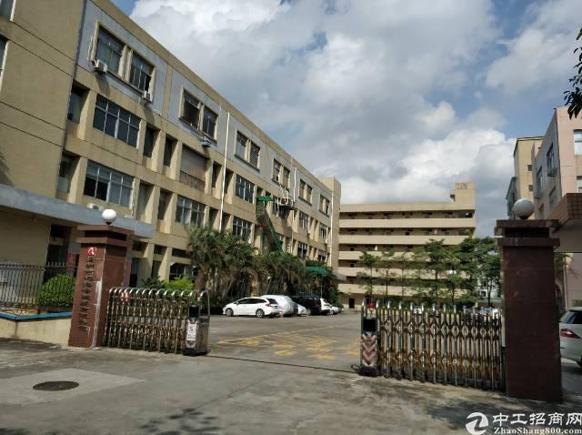 西乡固戍独门独院8000平厂房出租