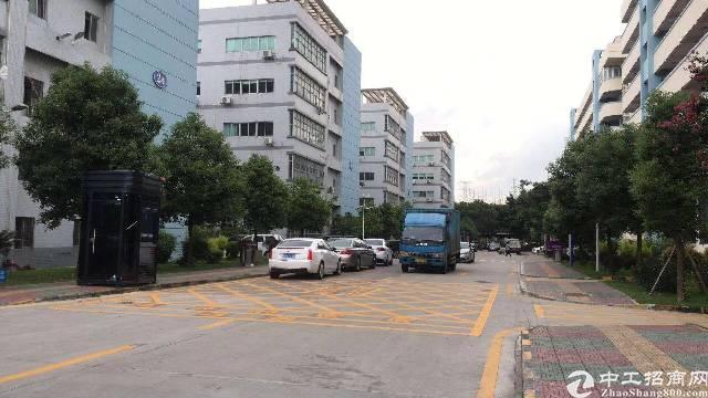 坂田万科城旁边新出独门独院厂房18000平方红本