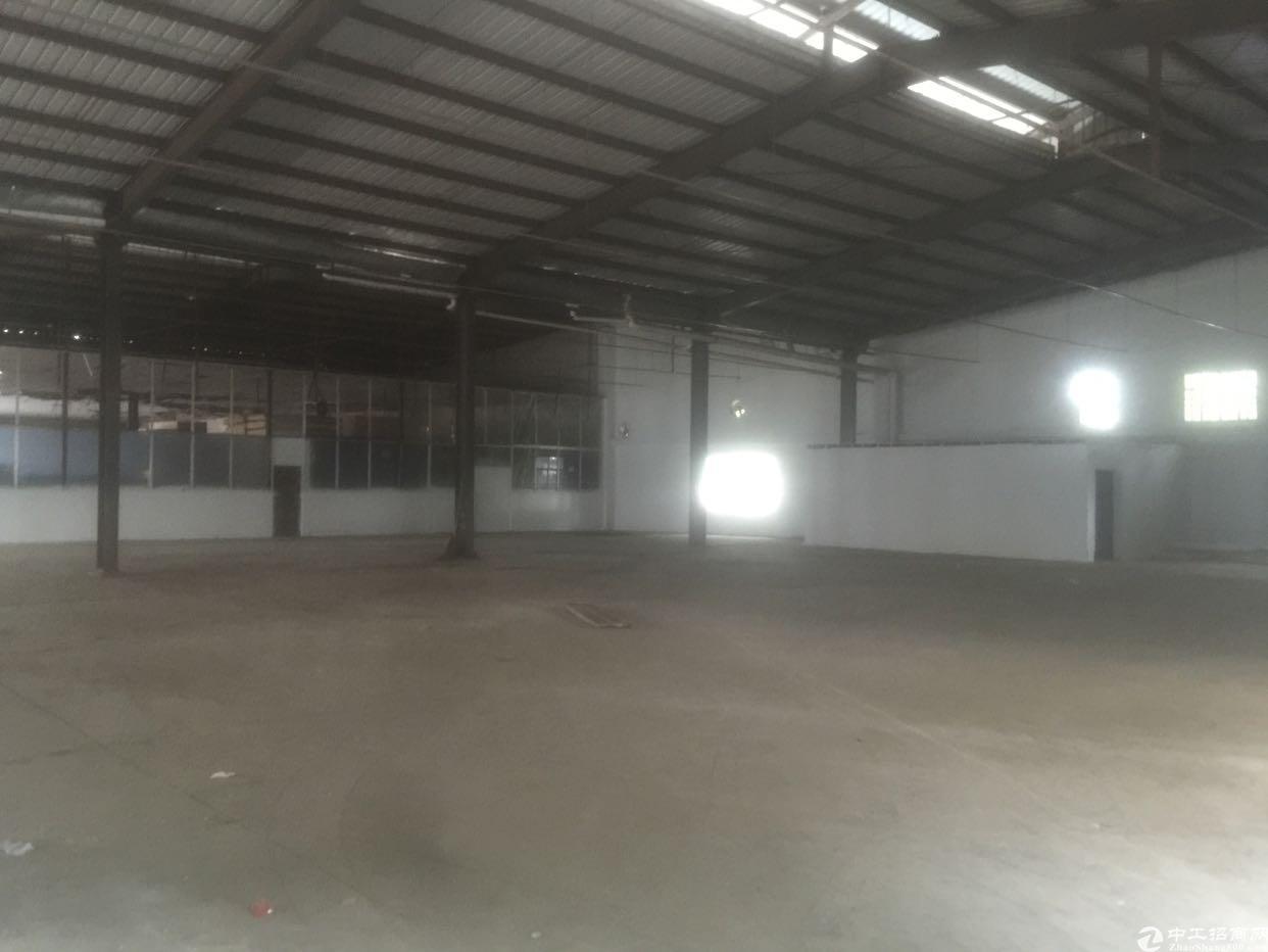 福永白石厦独院钢构1700平原房东招租