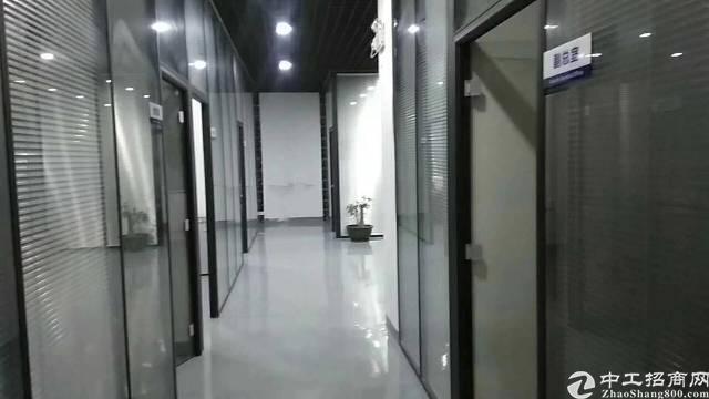 光明新区新出楼上一整层3000无尘车间转让
