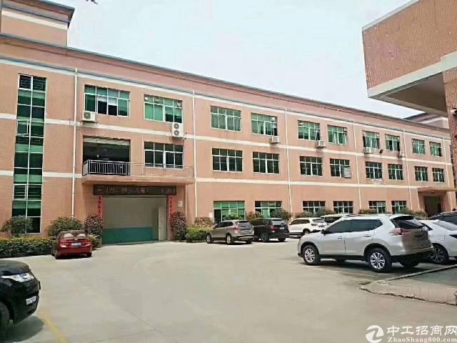 原房东实际面积厂房分租楼上800平方