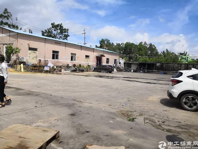 出租独院厂房可以做仓库做生产,800平