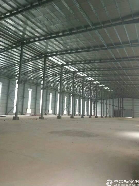 全新钢架结构厂房
