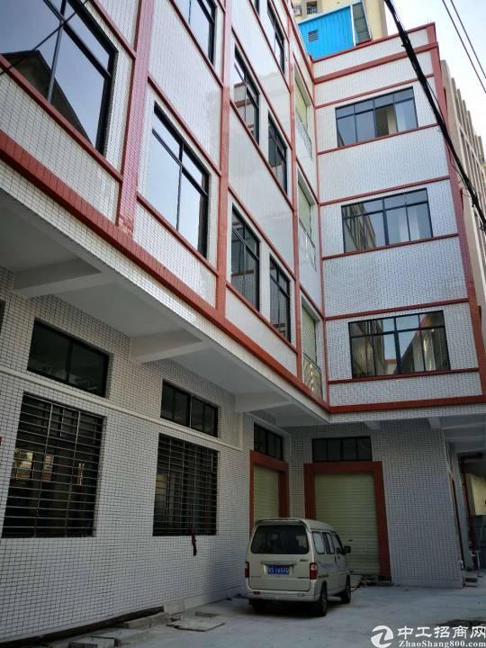 茶山镇增埗村卢屋路新建厂房2480平方