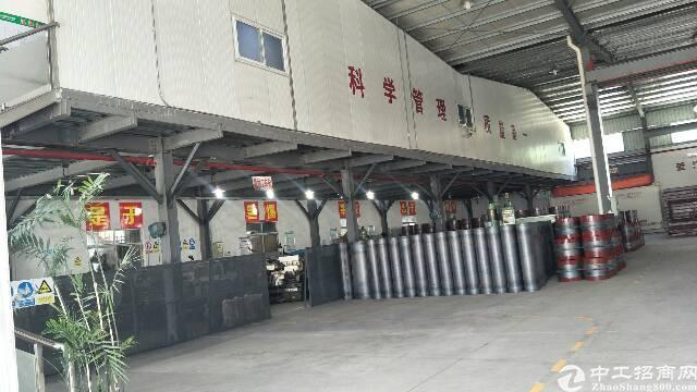 公明南光高速口9米高标准钢构厂房