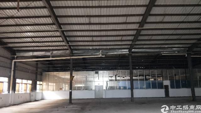 福永107国道新出12米高钢结构厂房1500平