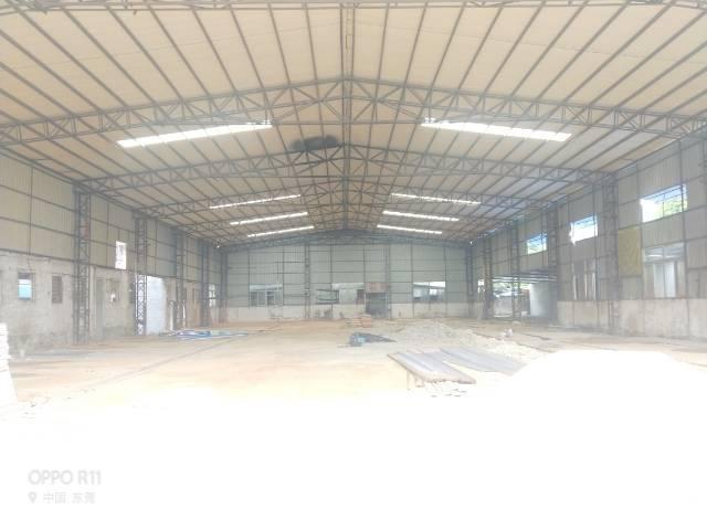 沙头省道边7米独院钢构2600平行业不限