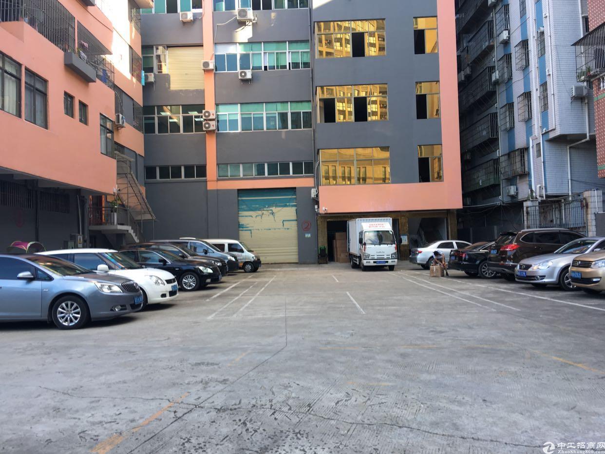 石岩北环新出厂房300平方米厂房带装修