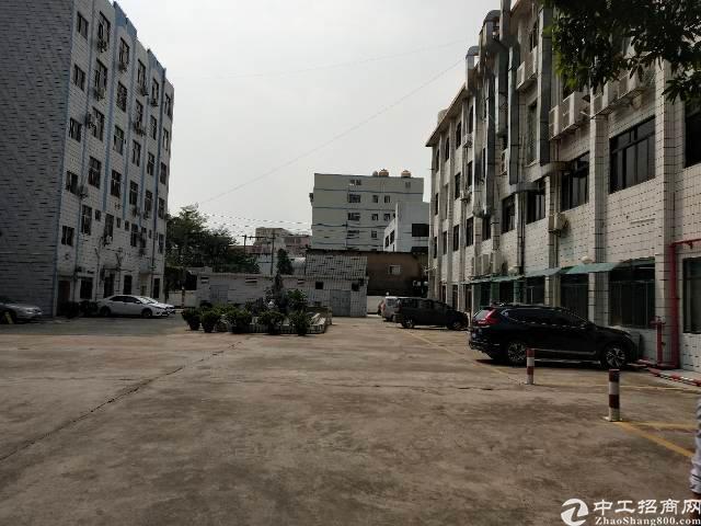 长安乌沙新出楼上精装修厂房