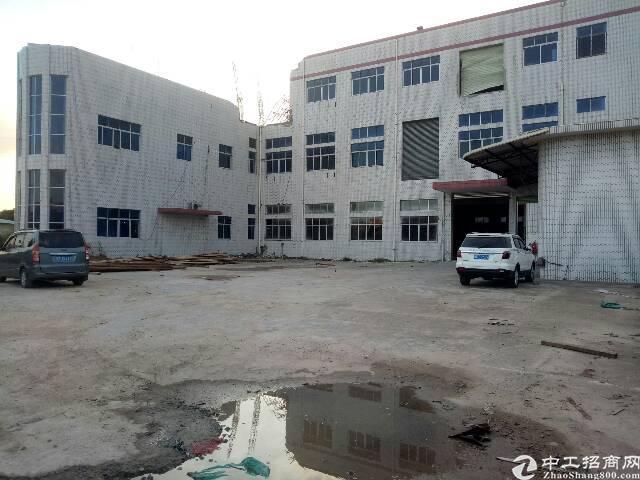 虎门北栅原房东独院厂房3800方出租