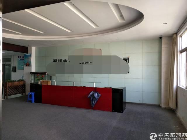 深圳沙井高速出附近带装修万级无尘车间1500平方厂房出租