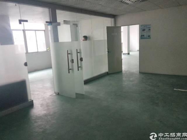 平湖华南城附近新出楼上带装修厂房360平方