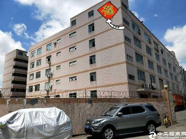 平湖富民工业区新出二楼1500平方原房东厂房招租
