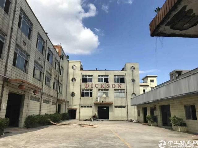 红本独院13000平米、500平米起租、最低15元每平米、