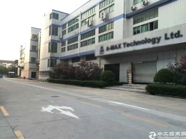 福永怀德二楼带装修厂房1000平方出租