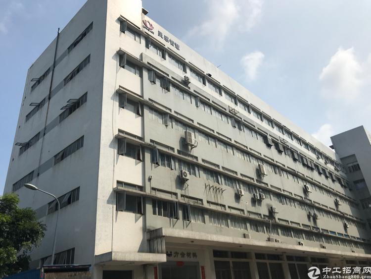 石岩 大型科技园3楼2760平招租