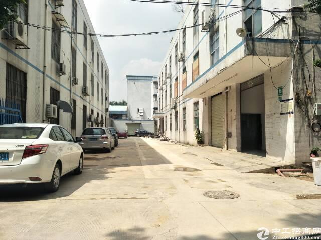 公明长圳独院厂房1~3层4500平