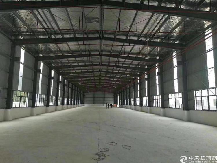 仲恺沥林7200平钢构厂房出售