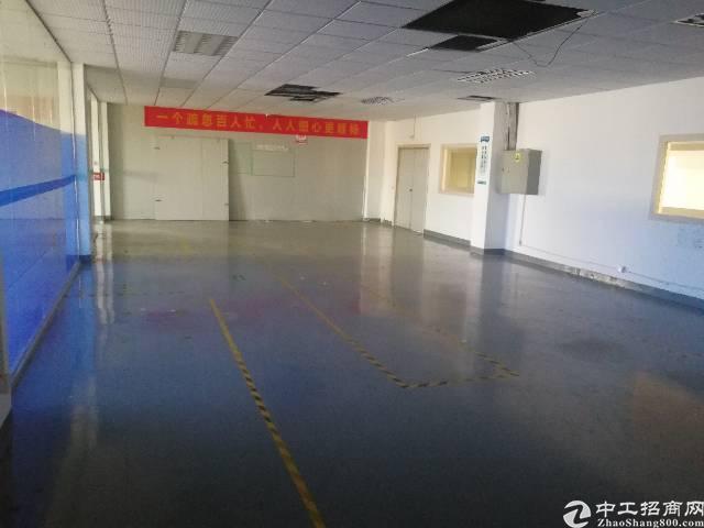 沙井黄埔工业区三楼厂房280平方出租