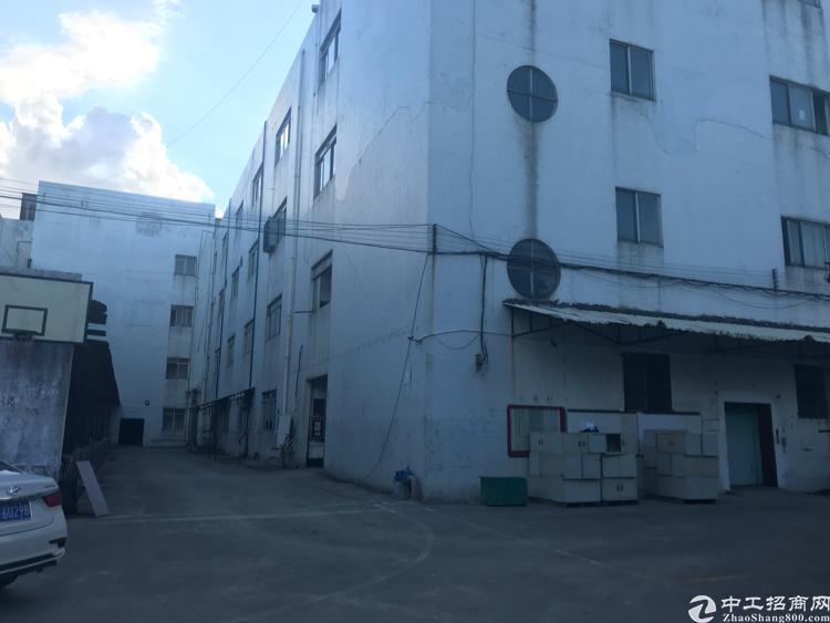 松岗新出独院厂房1-4层10000万平方米