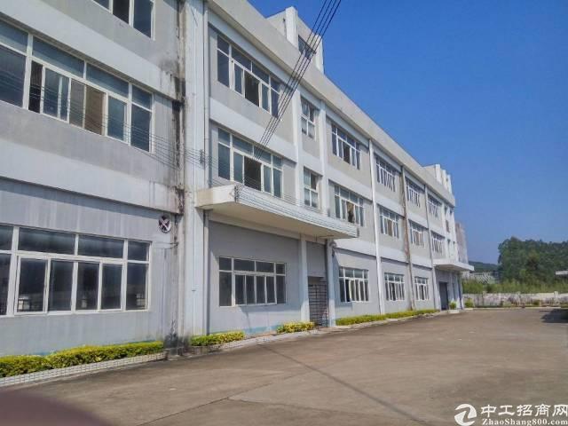 东莞道滘占地23亩建筑22636㎡国有厂房出售