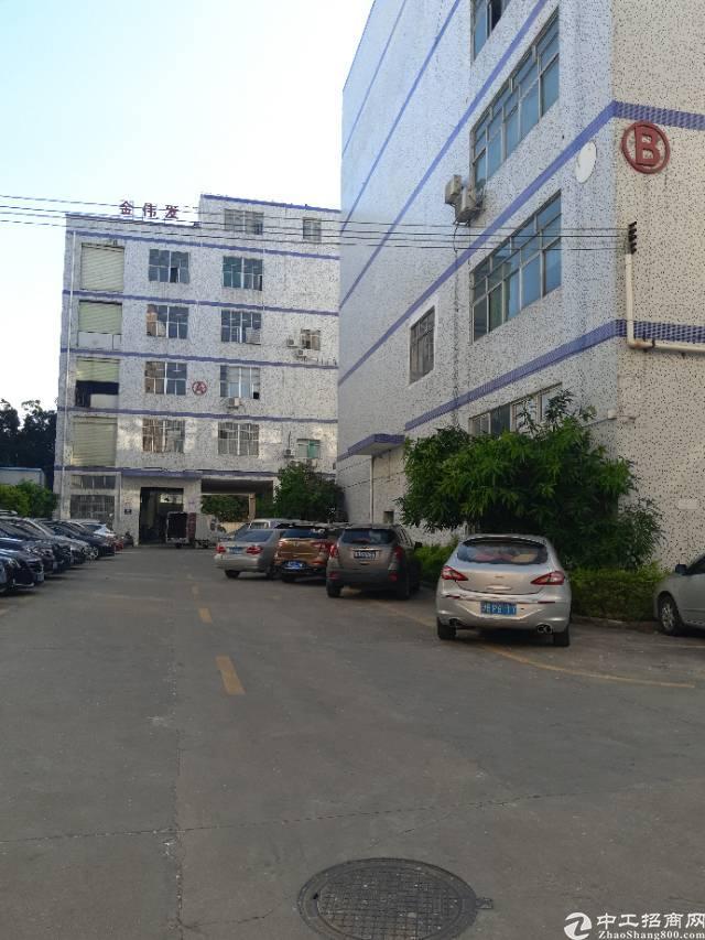 沙井共和工业区厂房招租,钢钩200平方出租,有一个办公室