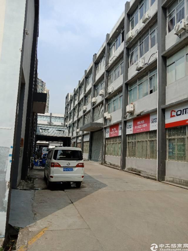 布吉南岭新出1楼360平,成熟工业区,形象好,