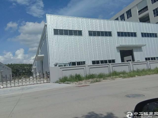寮步镇滴水11米钢构厂房3300平厂房