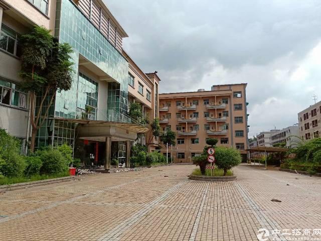 茶山镇塘角工业区独院标准厂房15000平方出租