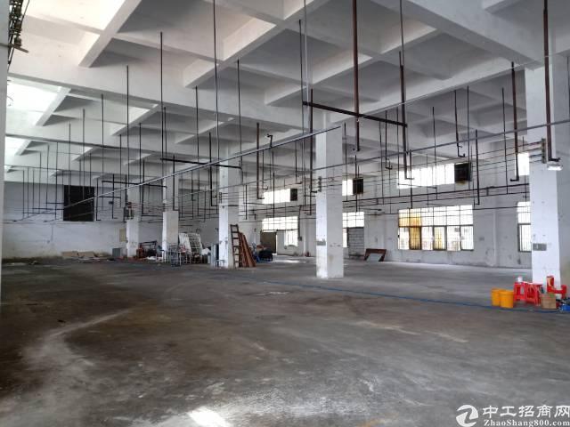 谢岗标准一楼六米厂房
