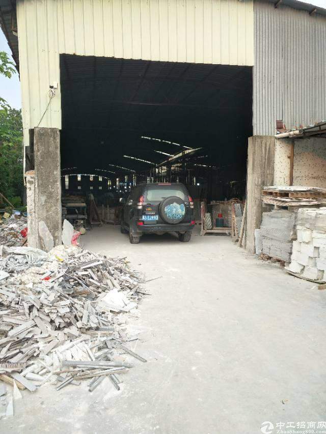 独门独院钢构厂房