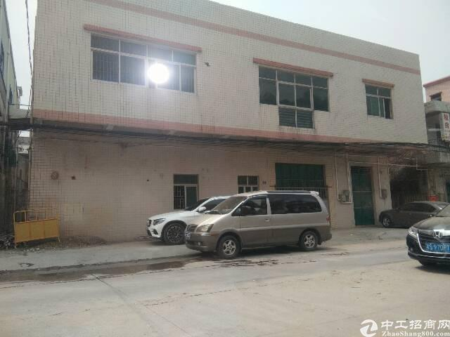 新出原房东标准厂房1700平方