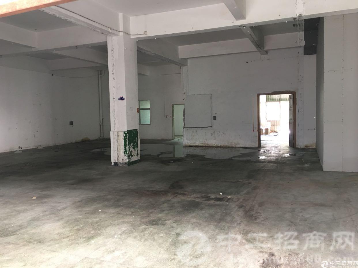 厚街双岗出租一楼厂房500平方,配电三厢,适合仓库或加工