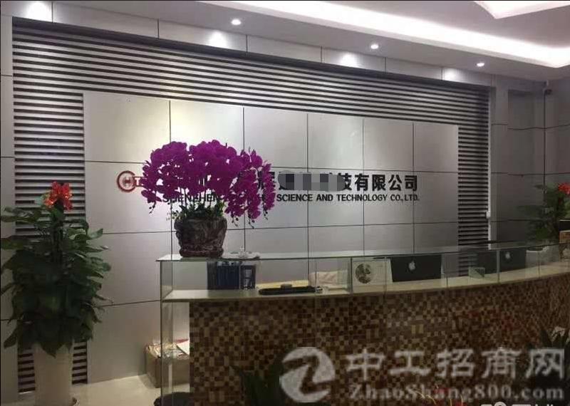 塘厦科苑城附近新出二楼1550平方带装修厂房招租