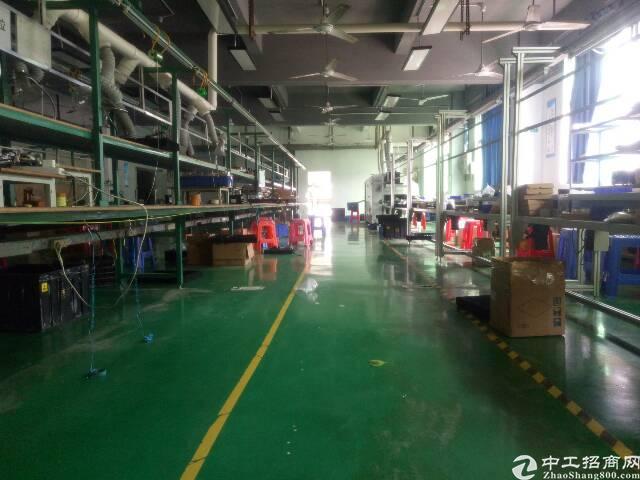 平湖新出带装修地坪漆厂房1500平