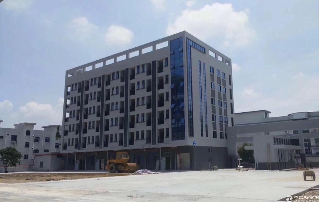 东莞东城4.8万平米重工业红本厂房出售