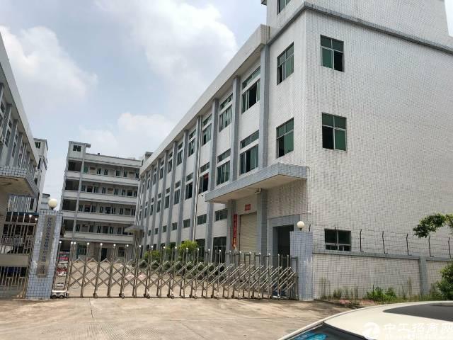 虎门怀德村委独院厂房招租、空地大、可办环评、2000平方米