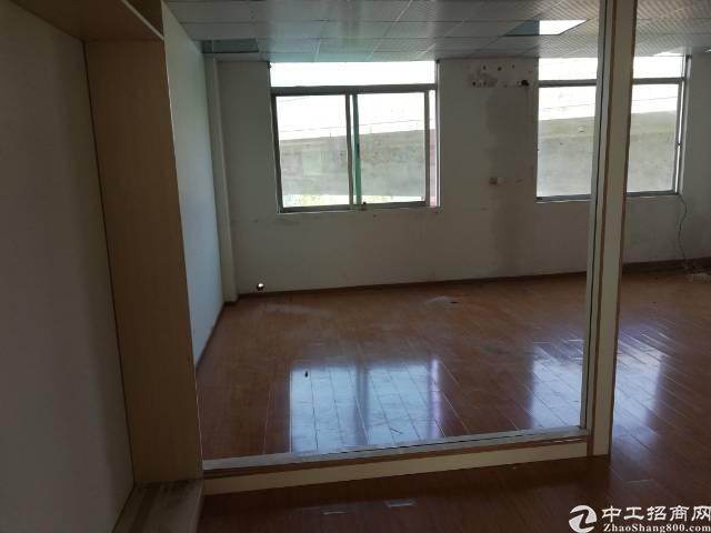 横岗荷坳社区新出楼上整层约1200㎡带装修办公室出租