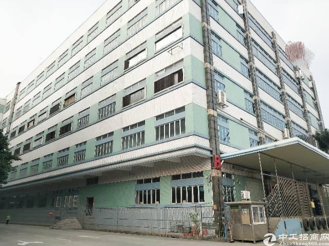 茶山工业区厂房总面积35288㎡,可整租分租。