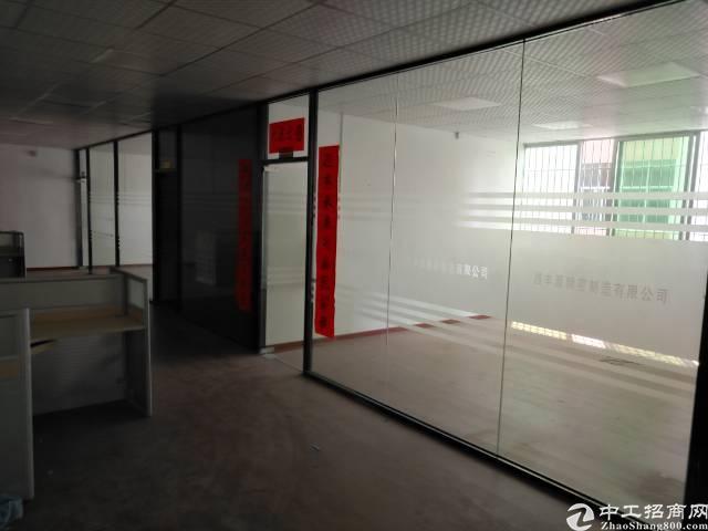 凤岗大型工业区带装修地坪漆二楼厂房